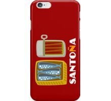 Santoña iPhone Case/Skin