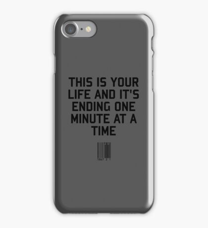 This is your Life iPhone Case/Skin