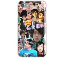 Dan & Phil Collage iPhone Case/Skin