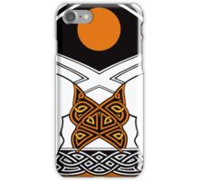Celtic Foxes iPhone Case/Skin