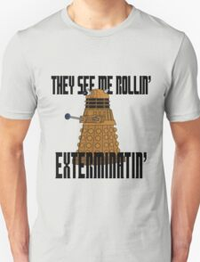 Dalek-millionaire T-Shirt
