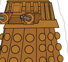 Dalek-millionaire Sticker