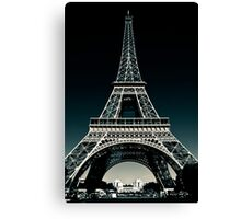 Legend - The Icon of Paris Canvas Print