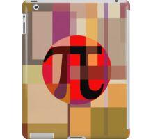 Geometric Pi  iPad Case/Skin