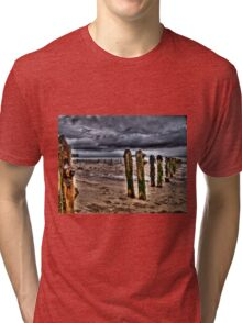 Sands End Landscape Tri-blend T-Shirt