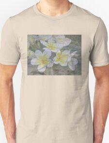 Frangipani  Unisex T-Shirt