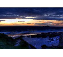 Godrevy Sunset Photographic Print