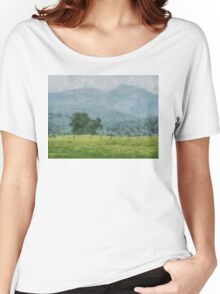 Pasture Trees Women's Relaxed Fit T-Shirt