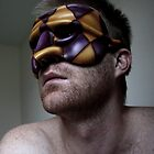 self portrait 1 by Kent Tisher
