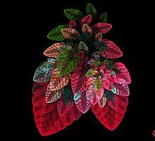 Sinus Bubble Strawberries by wolfepaw