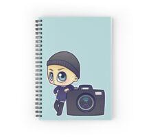 Schmelke Spiral Notebook