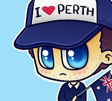 Rob (Does Not) Hate Perth by bonejangless