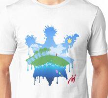 The Mario Sunshine Tag Unisex T-Shirt