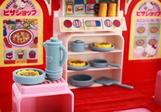 Kitty's Kitchen by werxj