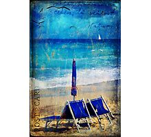 White sail Photographic Print