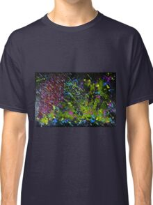 """Universe"" Original acrylic abstract; EJCairns Classic T-Shirt"