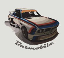 1975 BMW 3.0 csl Batmobile by Pirvinder Bansel