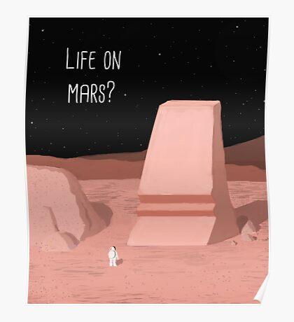 Life on Mars? Poster