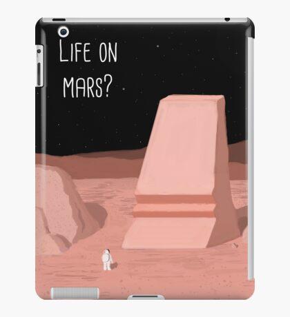 Life on Mars? iPad Case/Skin