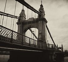 Hammersmith Bridge by Australian