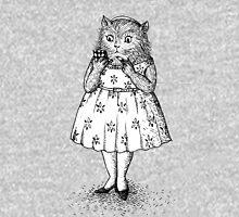 Cat - Girl T-Shirt