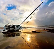 Stranded in Santa Barbara by Sherrie Chavez