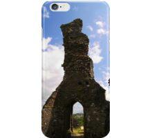 Okehampton Castle iPhone Case/Skin