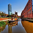 Dukes 92, Rochdale Canal Manchester by inkedsandra