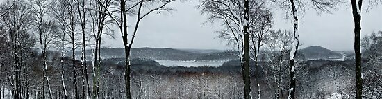 New Croton Panorama  by JHRphotoART