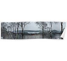 New Croton Panorama  Poster