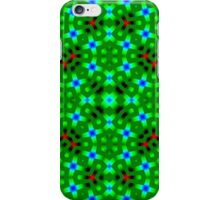 Modern multicolored abstract pattern iPhone Case/Skin