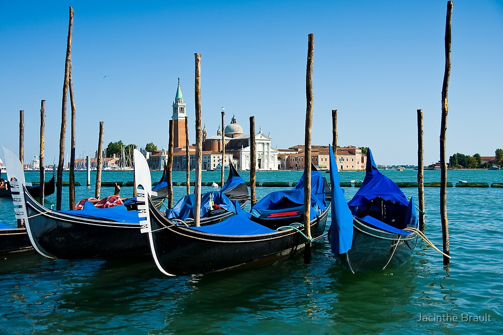 Beautiful Venice by Jacinthe Brault