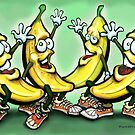 Bananas by Kevin Middleton