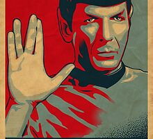 SPOCK by trev4000