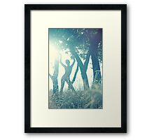 GEGENLICHT / BACK LIGHT I Framed Print