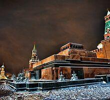 Mausoleum  by Gouzelka