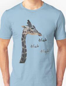 blah blah T-Shirt
