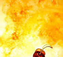 Cherries...Heat by © Janis Zroback