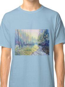 Rambling amidst the Rosebay Classic T-Shirt