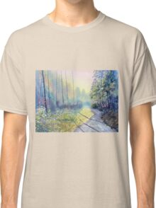 Rambling amidst the Rosebay Classic T-Shirt