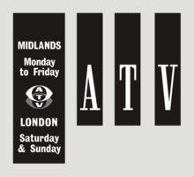 ATV Midlands and London T-Shirt