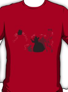 The Queen of Heart inspired design. T-Shirt