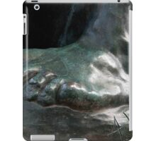 Just A Foot Away iPad Case/Skin