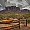 Gateway to the Superstitions by Sue  Cullumber