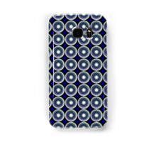 Modern abstract circle pattern Samsung Galaxy Case/Skin
