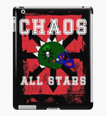Chaos All Stars iPad Case/Skin