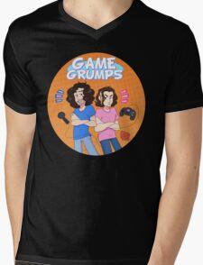 Grump Grump Grump Mens V-Neck T-Shirt