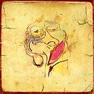 Old Smirk  by geniusloci