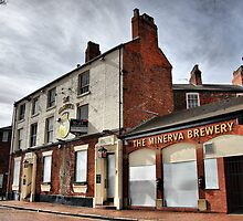 The Minerva Pub, Hull, UK by Nick Barker