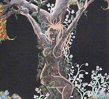 Tree Goddess by Jessica O'Gorek